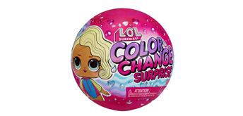 L.O.L. Color Change Dolls assortiert