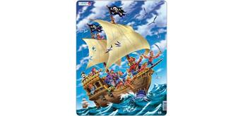 Larsen Puzzle Piraten