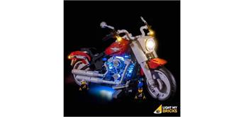 LED Licht Set für LEGO® 10269 Harley-Davidson® Fat Boy®