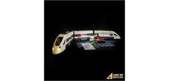 LED Licht Set für LEGO® 60051 Hochgeschwindigkeitszug