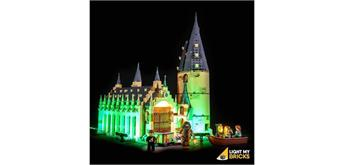 LED Licht Set für LEGO® 75954 Harry Potter Die grosse Halle von Hogwarts