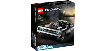 LEGO® 42111 Dom's Dodge Charger - Fast & Furious