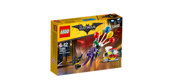 LEGO® 70900 Batman Movie Jokers Flucht mit dem Ballons