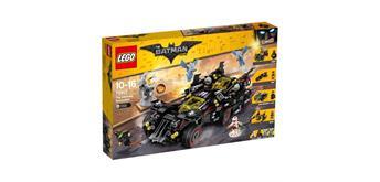 LEGO® 70917 Batman Movie - Das ultimative Batmobil