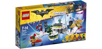 LEGO® 70919 Batman Movie(TM) - The Justice League(TM) Anniversary Party