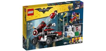 LEGO® 70921 Batman Movie(TM) - Harley Quinn(TM) Kanonenkugelattacke