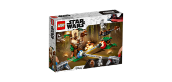 LEGO® 75238 Action Battle Endor™ Attacke