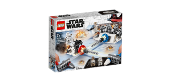LEGO® 75239 Action Battle Hoth™ Generator-Attacke