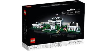 LEGO® Architecture 21054 - Das weisse Haus