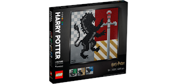 LEGO® Art 31201 Harry Potter™ Hogwarts™ Wappen