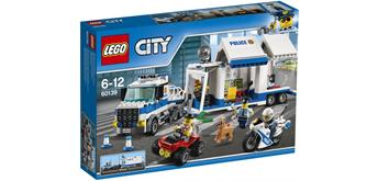 LEGO® City 60139 Mobile Einsatzzentrale