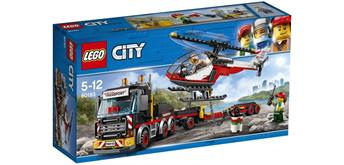 LEGO® City 60183 Schwerlasttransporter