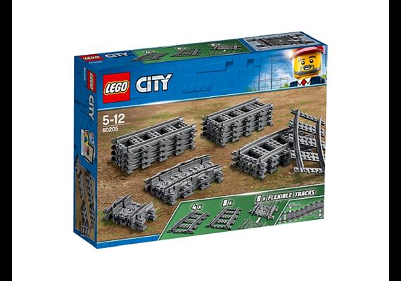 LEGO® City 60205 Schienen