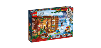 LEGO® City 60235 Adventskalender