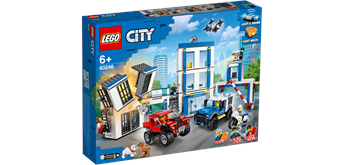 LEGO® City 60246 Polizeistation
