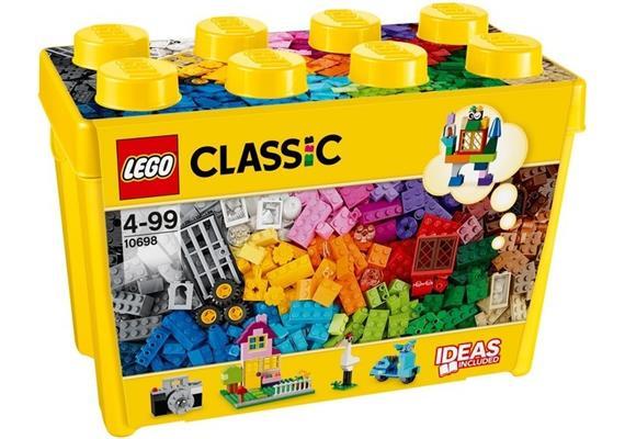 LEGO® Classic 10698 Grosse Bausteine Box