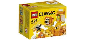 LEGO® Classic 10709 Kreativ-Box Orange