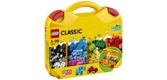 LEGO® Classic 10713 LEGO® Bausteine Starterkoffer - Farbe
