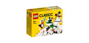 LEGO® Classic 11012 Kreativ-Bauset mit weissen Steinen