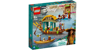 LEGO® Disney Princess™ 43185 Bouns Boot
