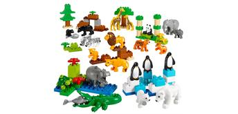 LEGO® education LEGO® DUPLO® Wildtiere Set