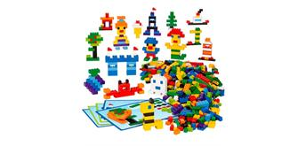 LEGO® education LEGO® Spezial Set, 2626 Teile