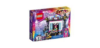 LEGO® Friends 41117 Popstar TV-Studio