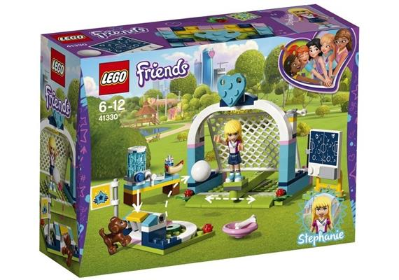 LEGO® Friends 41330 Fussballtraining mit Stephanie