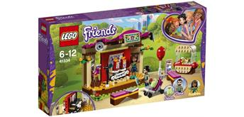 LEGO® Friends 41334 Andreas Bühne im Park