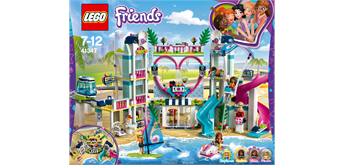 LEGO® Friends 41347 Heartlake City Resort