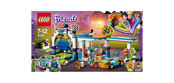 LEGO® Friends 41350 Autowaschanlage