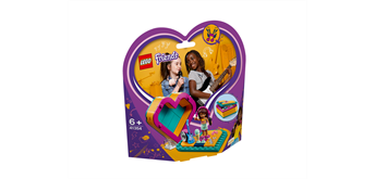 LEGO® Friends 41354 Andreas Herzbox
