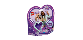 LEGO® Friends 41355 Emmas Herzbox