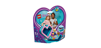 LEGO® Friends 41356 Stephanies Herzbox
