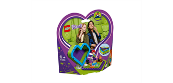 LEGO® Friends 41358 Mias Herzbox