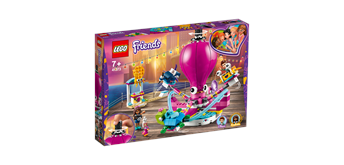 LEGO® Friends 41373 Lustiges Oktopus-Karusell