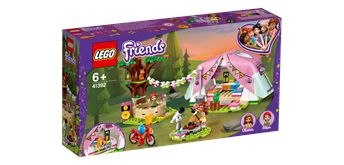 LEGO® Friends 41392 Camping in Heartlike City