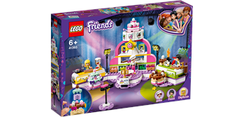 LEGO® Friends 41393 Die grosse Backshow