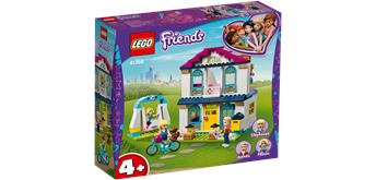 LEGO® Friends 41398 - 4+ Stephanies Familienhaus