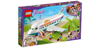 LEGO® Friends 41429 - Heartlake City Flugzeug