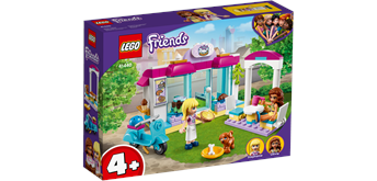 LEGO® Friends 41440 Heartlike City Bäckerei