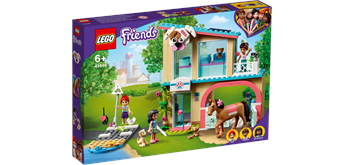 LEGO® Friends 41446 Heartlike City Tierklinik