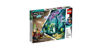 LEGO® Hidden Side™ 70418 J.B.´s Geisterlabor