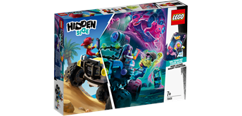 LEGO® Hidden Side 70428 Jacks Strandbuggy