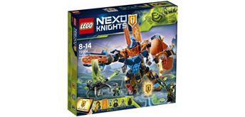 LEGO® Knexo Nights 72004 Clays Tech-Mech