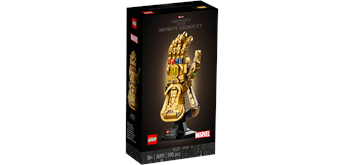 LEGO® Marvel 76191 Infinity Handschuh
