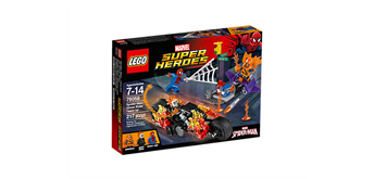 LEGO® Marvel(TM) Super Heroes 76058 - Super-Man Ghost Riders