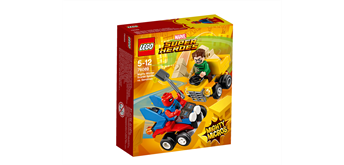 LEGO® Marvel (TM) Super Heroes 76089 Mighty Micros: Scarlet Spider vs. Sandman