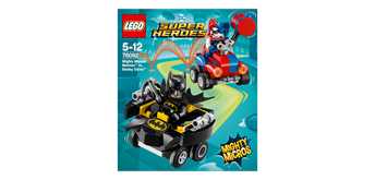 LEGO® Marvel (TM) Super Heroes 76092 Mighty Micros: Batman™ vs. Harley Quinn™