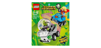 LEGO® Marvel (TM) Super Heroes 76094 Mighty Micros: Supergirl™ vs. Brainiac™